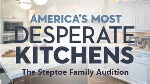 "HGTV's ""America's Most Desperate Kitchens"""